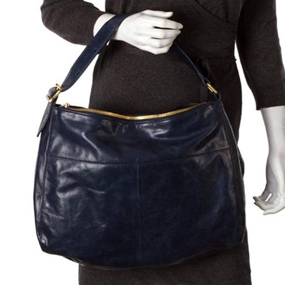 c6cee1b41b Hobo International Quincy Leather Bag Black NWT